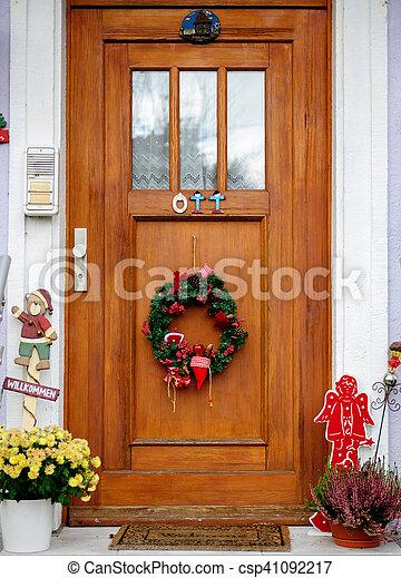 Dekoration Deutschland.Traditionelle Dekoration Deutschland Weihnachten Stadt