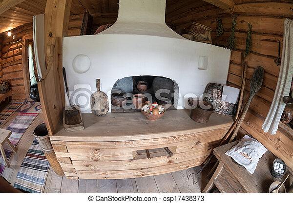 interieur maison russe. Black Bedroom Furniture Sets. Home Design Ideas