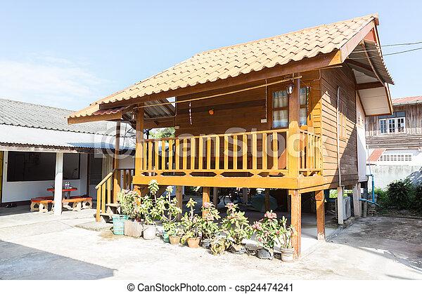 Thailande maison cool superbe maison avec belle piscine for Acheter une maison en thailande