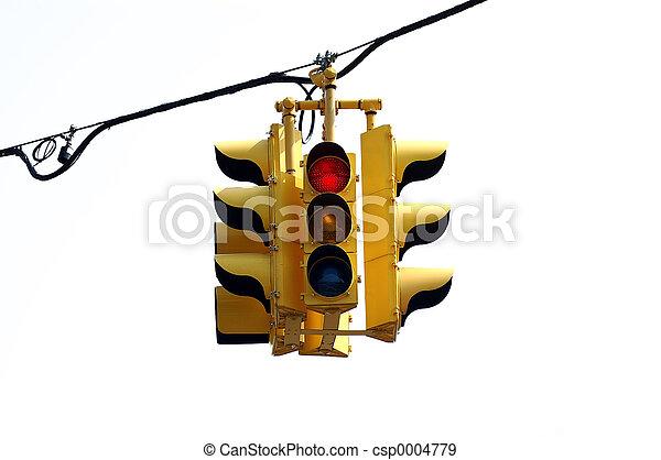 Traffic Light - csp0004779