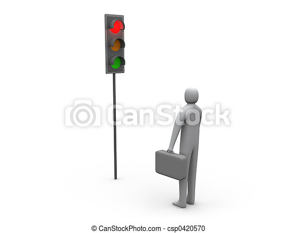 Traffic Light - csp0420570
