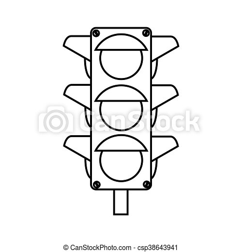 Green Traffic Light Signal