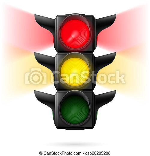 Traffic lights - csp20205208