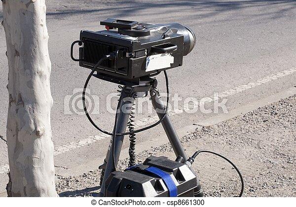 Traffic Radar - csp8661300