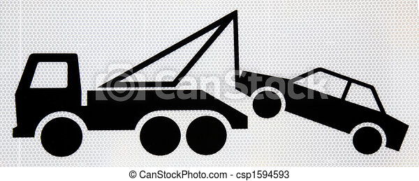 Traffic sign - csp1594593