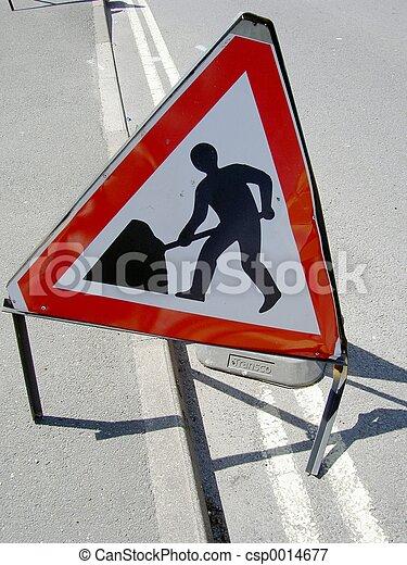 Traffic Sign - csp0014677