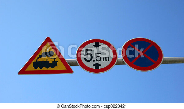 Traffic sign - csp0220421