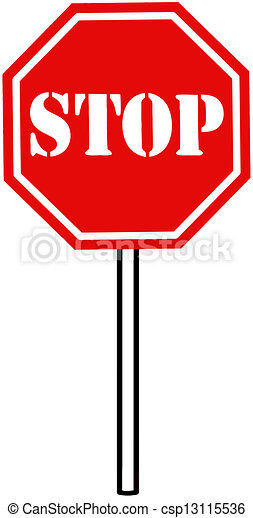 traffic sign stop cartoon character rh canstockphoto com animated stop sign cartoon animated stop sign cartoon