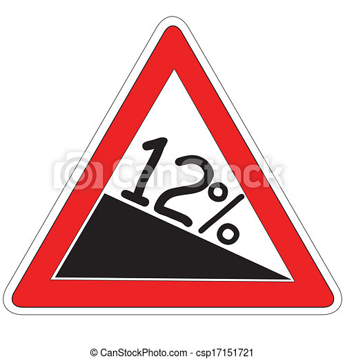 Traffic signs - csp17151721