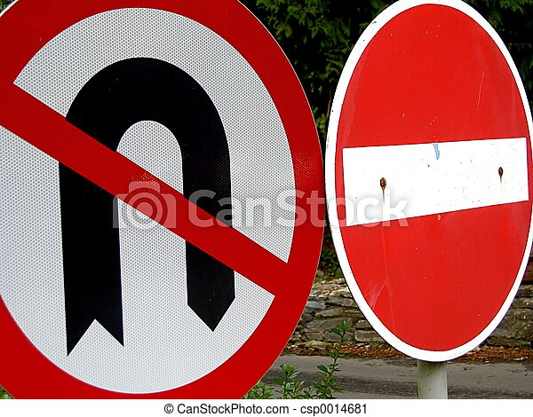 Traffic Signs - csp0014681