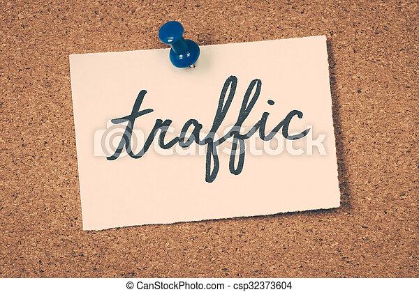 traffic - csp32373604