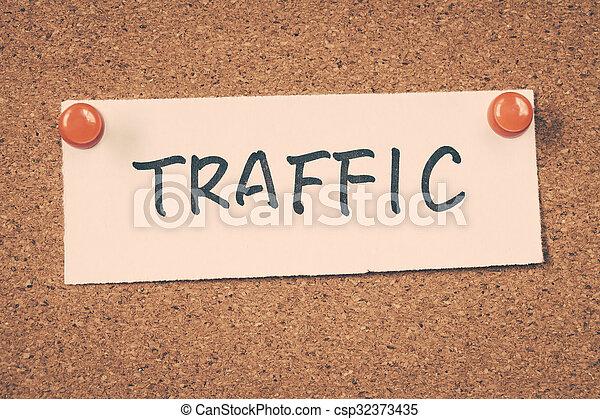 traffic - csp32373435