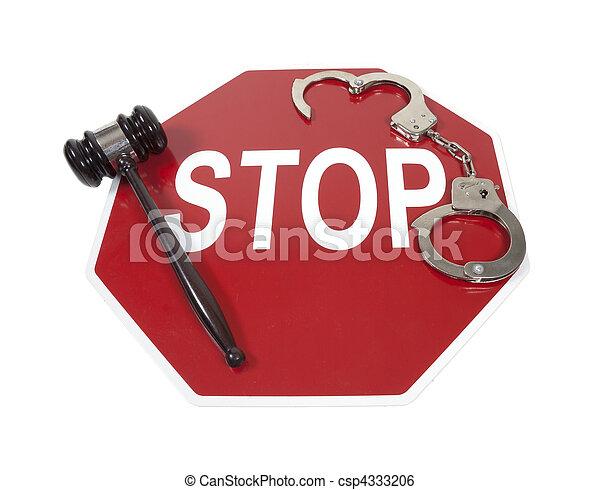 Traffic Violations - csp4333206
