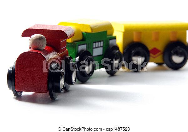 train bois - csp1487523