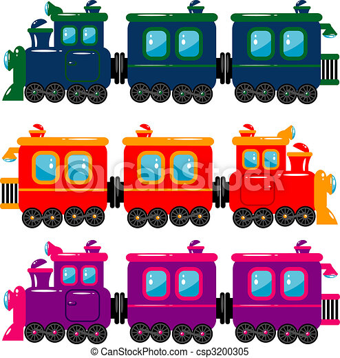 train vector trains over white eps 8 ai jpeg rh canstockphoto com train clipart black and white trains clipart images