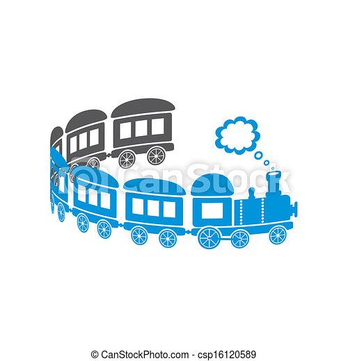 Train - csp16120589