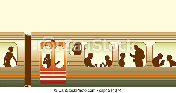 Monkey travel in nature by train - Download Free Vectors, Clipart Graphics  & Vector Art