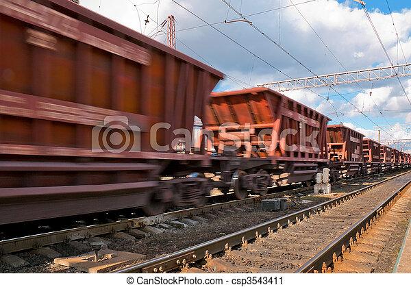 train fret - csp3543411