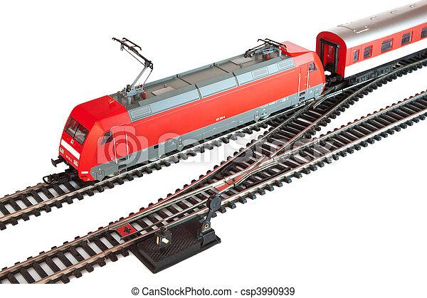 train miniature - csp3990939