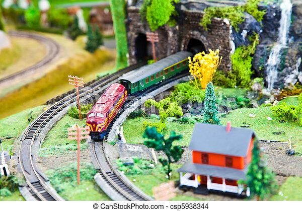 train modèle - csp5938344