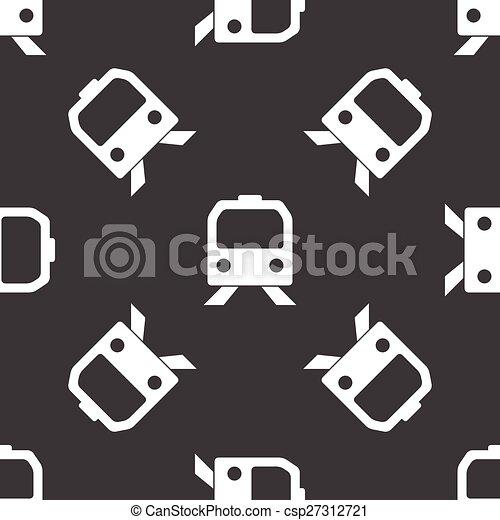 Train pattern - csp27312721