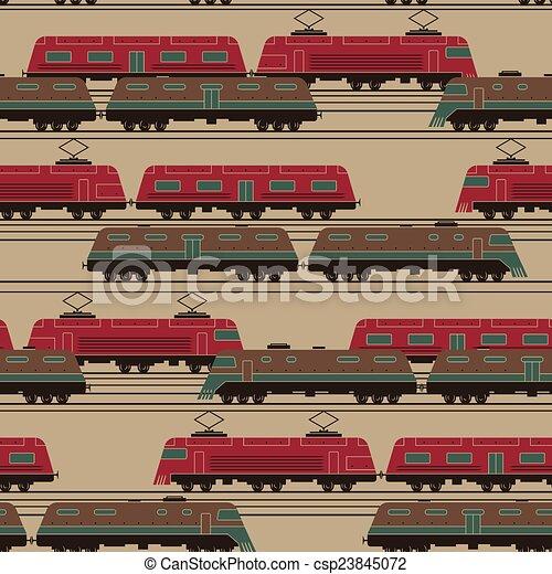 Train pattern - csp23845072