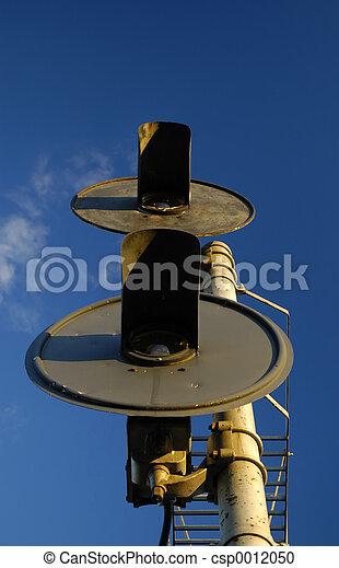 Train Signal - csp0012050