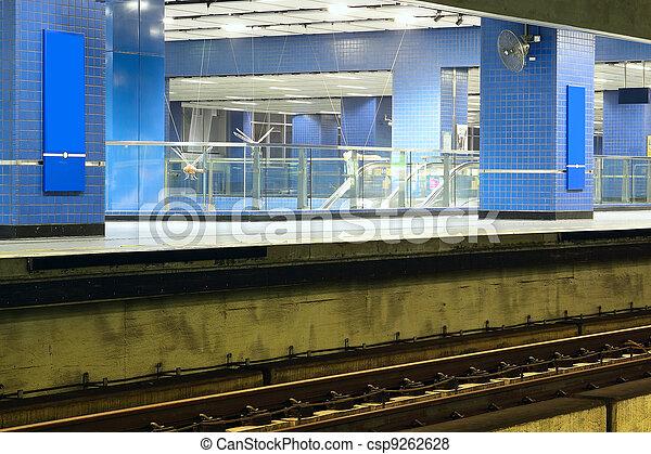 train station - csp9262628