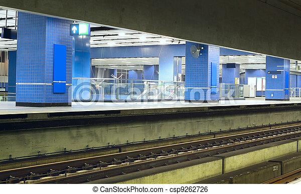 train station - csp9262726