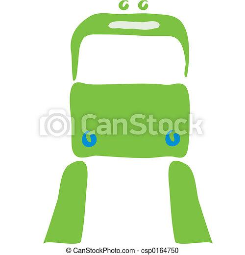 Train Symbol Transportation Symbol Train Or Subway Stock