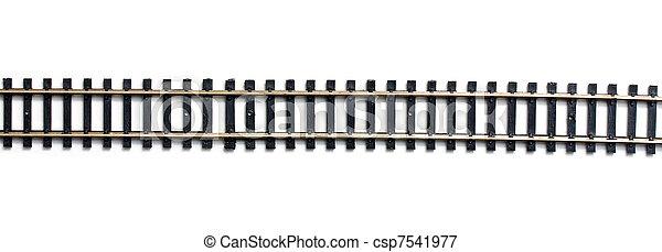 Train track - csp7541977