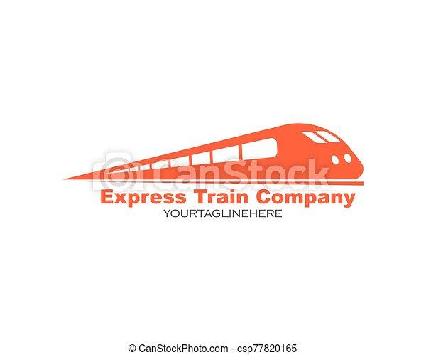 train vector icon illustration design - csp77820165