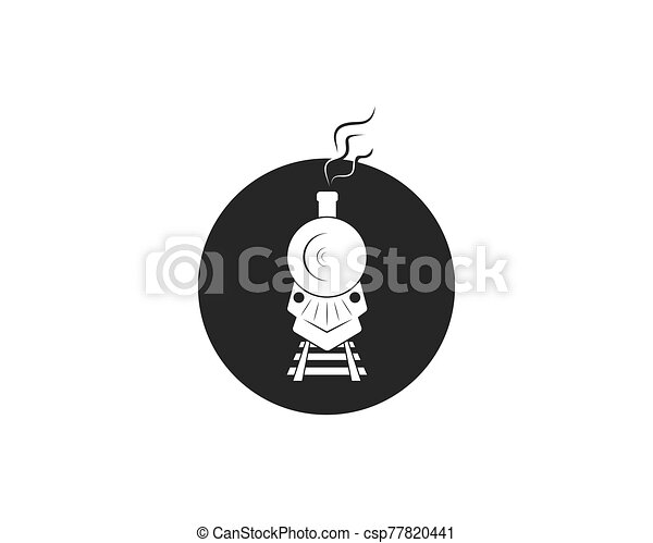 train vector icon illustration design - csp77820441