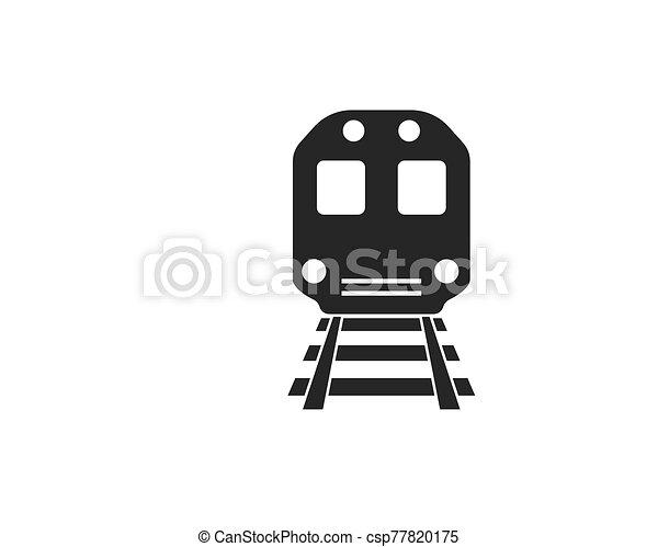 train vector icon illustration design - csp77820175