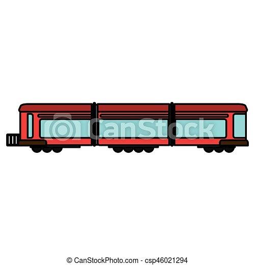train wagon rail transport