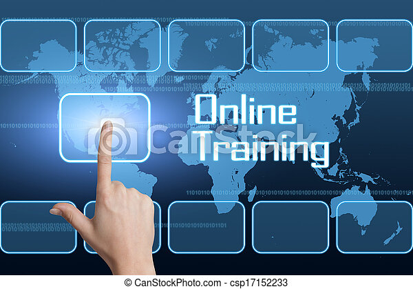 Online-Training - csp17152233