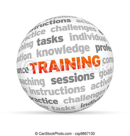 Training - csp9867130