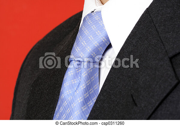 Vestido de negocios - csp0311260