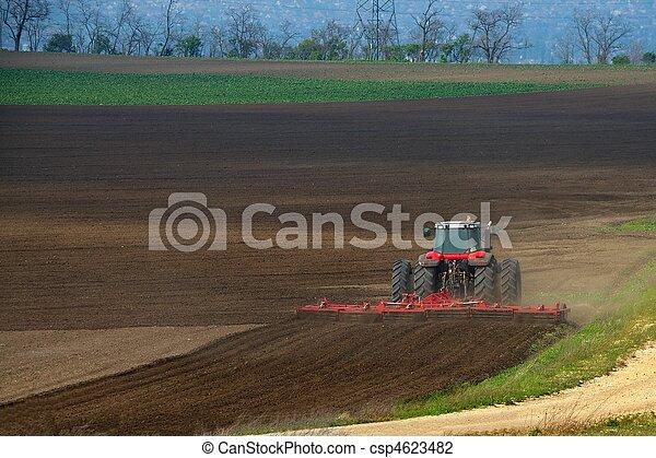 traktor - csp4623482