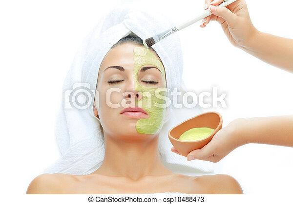 traktowanie, skóra - csp10488473