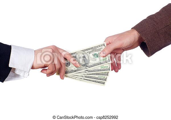 transaction., elszigetelt, ügy - csp8252992
