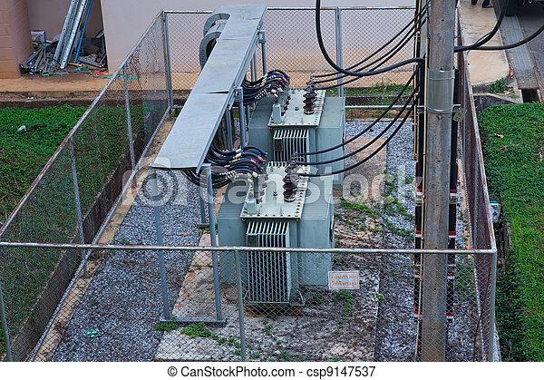 transformateur, puissance - csp9147537