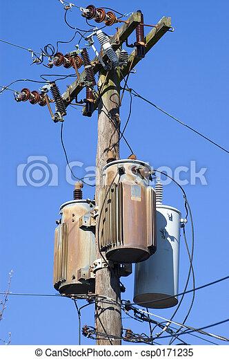 transformateur, puissance - csp0171235