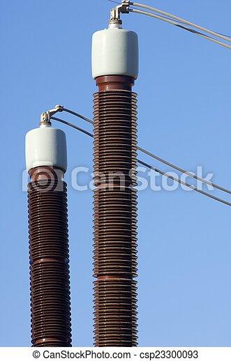 transformateur, puissance - csp23300093