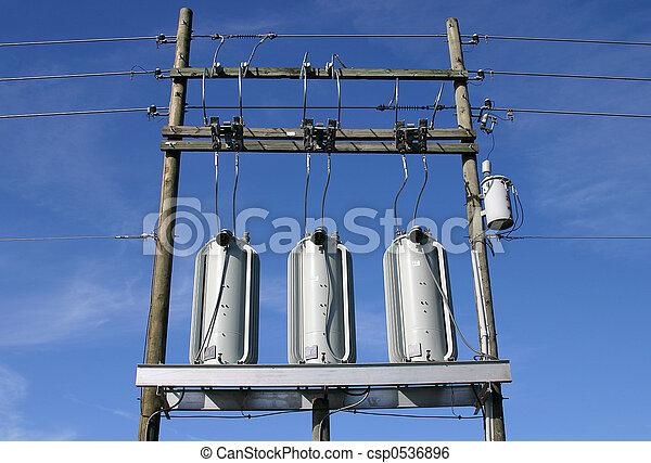 transformateurs, puissance - csp0536896