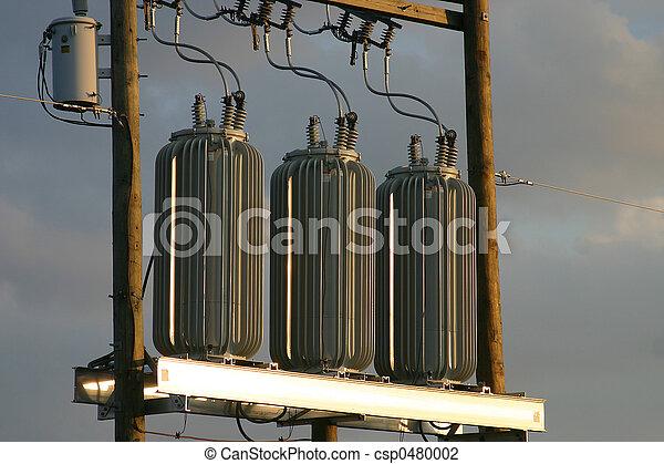 transformateurs, puissance - csp0480002