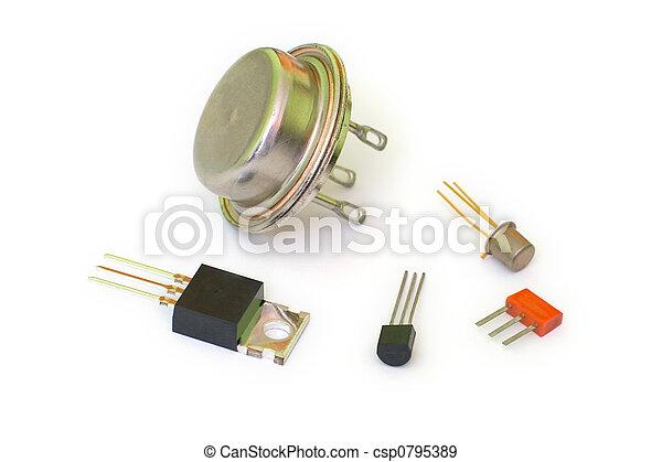 transistoren - csp0795389