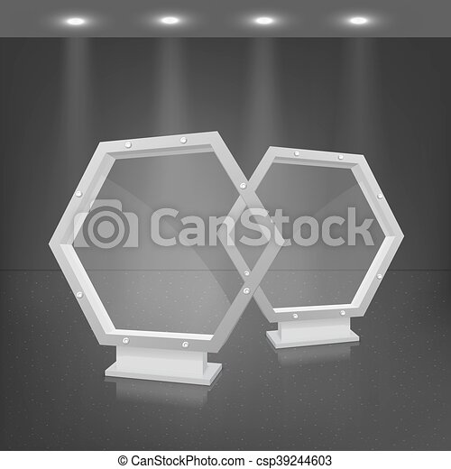 Transparency lightbox - csp39244603