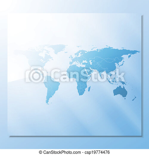Transparent world map abstract background vector transparent world transparent world map abstract background vector gumiabroncs Choice Image