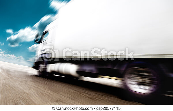 transport and speed - csp20577115